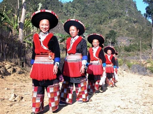 dac sac lan dieu coong dung cua nguoi dao do o cao bang hinh 1