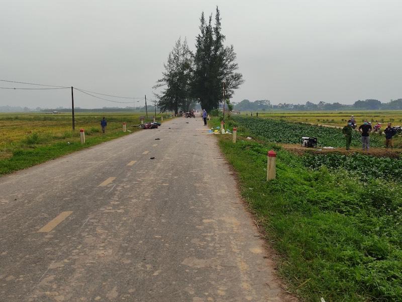 5 người tử vong trong vụ tai nạn giao thông nghiêm trọng tại Phú Thọ -0