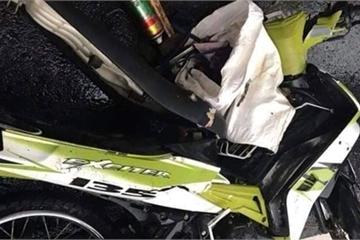 Nam thanh niên bị cây đè trúng tử vong, 30 triệu đồng trong cốp xe cũng 'biến mất'