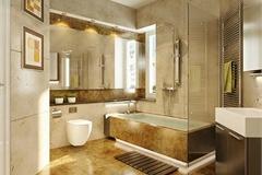 10 nguyên tắc 'cứu' phong thủy khi thiết kế nhà vệ sinh có vị trí xấu, mang vận khí tốt đến cho cả nhà