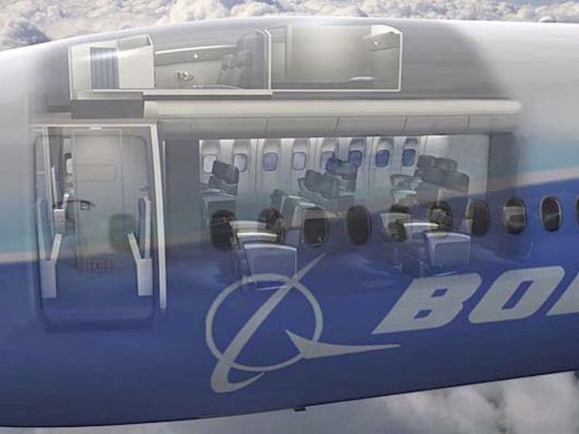Phi công có được phép ngủ khi máy bay đang ở trên trời? Nếu có thì chỗ nghỉ của họ ở đâu? - 1