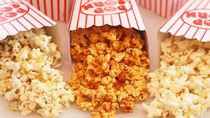 Vì sao tất cả các rạp chiếu phim trên thế giới đều bán bắp rang bơ? - 3