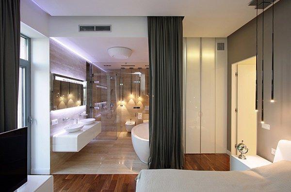 10 nguyên tắc 'cứu' phong thủy khi thiết kế nhà vệ sinh có vị trí xấu, mang vận khí tốt đến cho cả nhà - 2