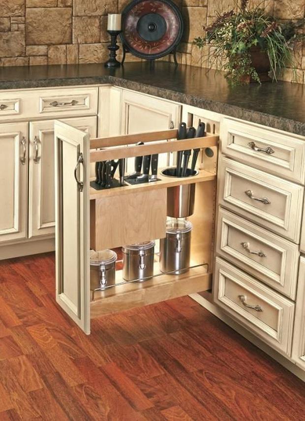 6 lỗi phong thuỷ nhất định phải tránh trong nhà bếp - 3