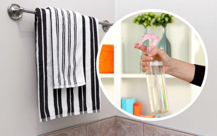 9 cách giúp phòng tắm luôn thơm tho mà không cần sử dụng các loại máy hút ẩm tốn tiền, tốn điện - 3