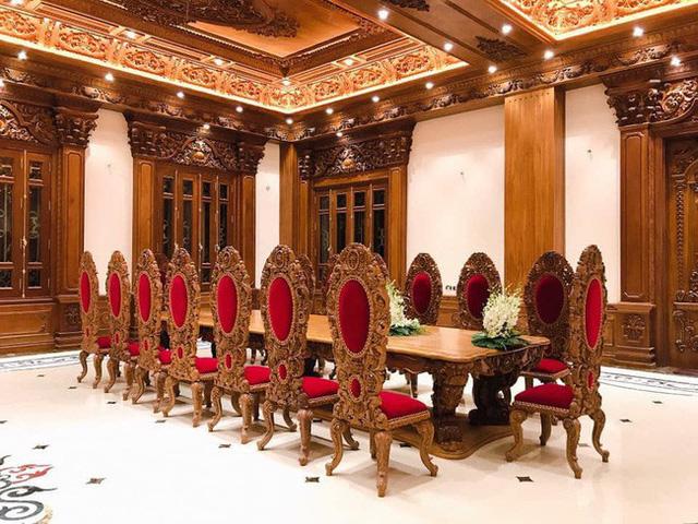 Chân dung 'ông trùm sân golf' ở Bắc Giang sở hữu lâu đài lộng lẫy độc nhất vô nhị - 4