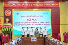Samsung khởi động dự án tư vấn cải tiến doanh nghiệp tỉnh Bắc Ninh