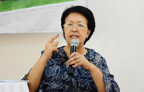 Bà Tôn Nữ Thị Ninh: Tôi sẽ từ chối chức giám đốc Sở khi mới 30 tuổi - ảnh 1