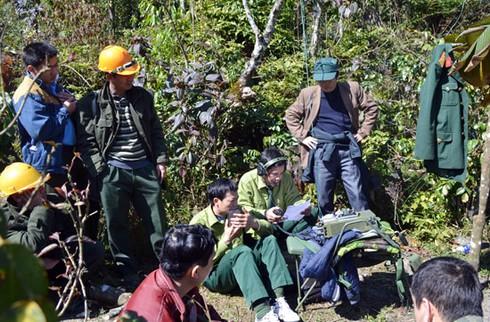 Hình ảnh vụ cháy rừng ở huyện Sa Pa (Lào Cai) - ảnh 7