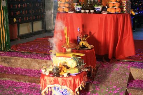 Lễ cúng giao thừa độc đáo ở Nam Định - ảnh 3