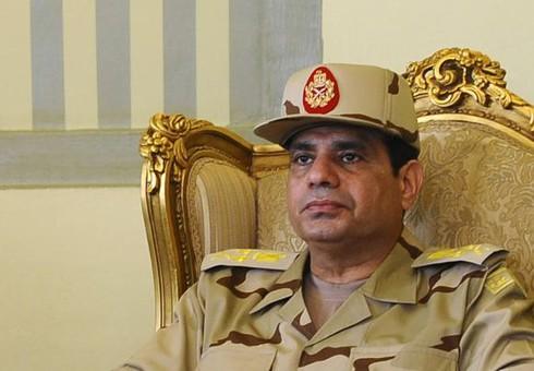 Lãnh đạo quân sự Ai Cập sẽ tranh cử tổng thống - ảnh 1