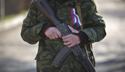 Lính Ukraine bị bắn chết ở Crimea - ảnh 1