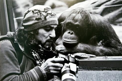 Những khoảnh khắc đẹp về các nhiếp ảnh gia đam mê tác nghiệp - ảnh 3