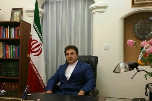 Đại sứ Iran tại Việt Nam: Không thể nói chuyện bằng
