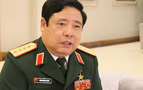 Tin mới nhất về sức khỏe Đại tướng Phùng Quang Thanh - ảnh 1