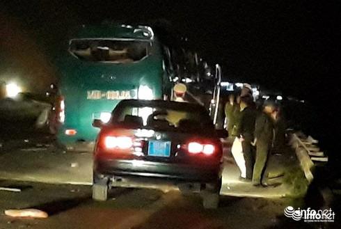 Khởi tố vụ án nổ xe giường nằm khiến 16 người thương vong - ảnh 1