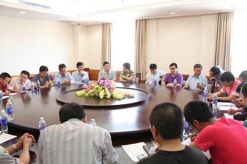 Hà Tĩnh: Khu kinh tế Vũng Áng đã bình yên trở lại - ảnh 1