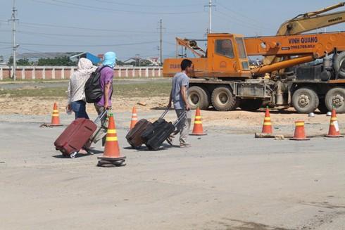 Hà Tĩnh: Khu kinh tế Vũng Áng đã bình yên trở lại - ảnh 4