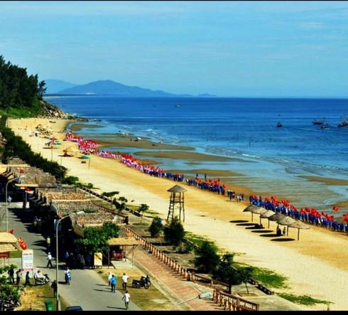 Hà Tĩnh: Biển Thiên Cầm
