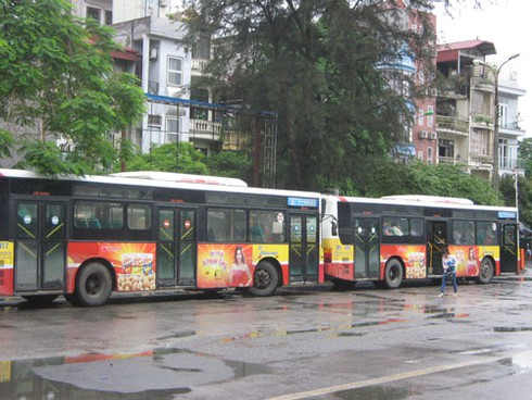 Tâm sự tài xế xe bus: Phải biết nhịn đủ thứ - ảnh 2