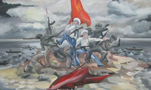Trận chiến Gạc Ma 1988 và bài học cảnh giác với âm mưu từ Trung Quốc - ảnh 1