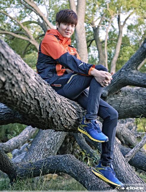 Chàng Kim Tan năng động, tươi mới ở New Zealand - ảnh 2
