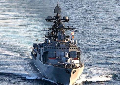 Tập trận KOMODO 2014 ngày 31/3: Diễn tập cứu hộ trên Biển Đông - ảnh 1