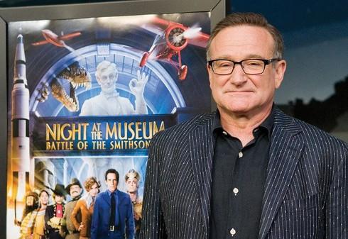 Huyền thoại Robin Williams qua đời ở tuổi 63, nghi do tự sát - ảnh 1