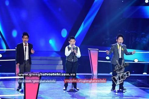 Giọng hát Việt nhí 2014, tập 3, vòng Đối đầu: Huyền Trân tỏa sáng - ảnh 2