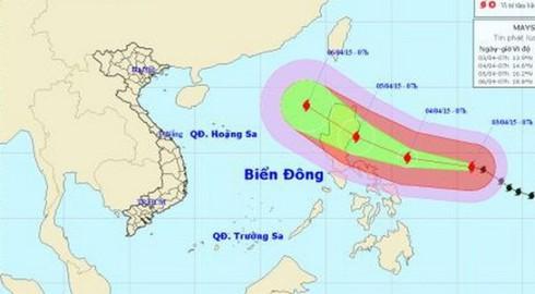 Y tế các tỉnh ven biển chủ động ứng phó với bão MAYSAK - ảnh 1