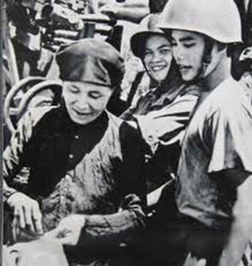 nơi ra đời bài hát, 'Tấm áo chiến sĩ mẹ vá năm xưa', nhạc sĩ Nguyễn Văn Tý, phường Đa Mai, TP Bắc Giang