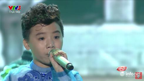 Xem video Giọng hát Việt nhí 2015, Liveshow 2 ngày 19/9 bản full HD - ảnh 1