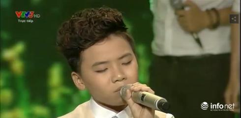 Xem video Bán kết Giọng hát Việt nhí 2015 - Liveshow 5 ngày 10/10 bản full HD - ảnh 1