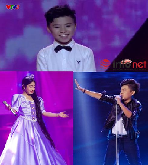 Xem video Liveshow 6 - Bán kết 2 Giọng hát Việt nhí 2015 ngày 17/10 bản full HD - ảnh 1