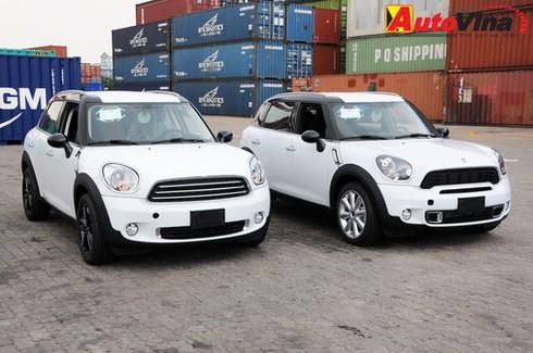 Công bố giá các dòng xe Mini Cooper ở Việt Nam - ảnh 1