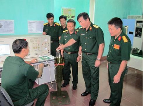 Cục Kỹ thuật Binh chủng đẩy mạnh nâng cấp đồng bộ vũ khí, khí tài - ảnh 1