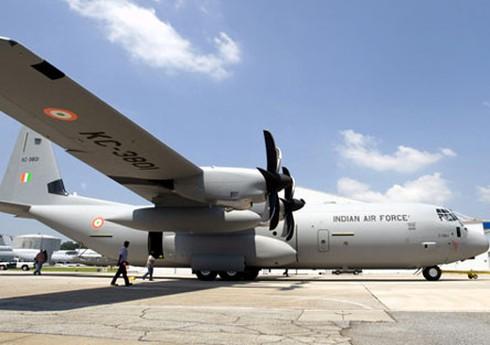 Ấn Độ có thêm máy bay vận tải siêu nặng C-130J - ảnh 1