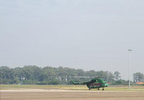 Hình ảnh xe thiết giáp, pháo binh, không quân Lào - ảnh 13