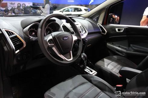 Ra mắt Ford Fiesta phiên bản thể thao vào tháng 7 - ảnh 4