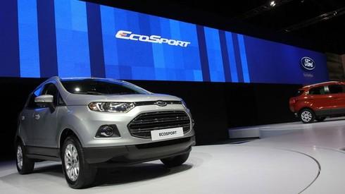 Ra mắt Ford Fiesta phiên bản thể thao vào tháng 7 - ảnh 1