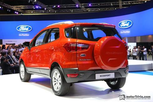 Ra mắt Ford Fiesta phiên bản thể thao vào tháng 7 - ảnh 3