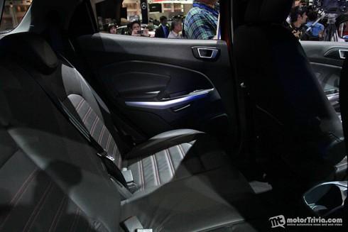 Ra mắt Ford Fiesta phiên bản thể thao vào tháng 7 - ảnh 5