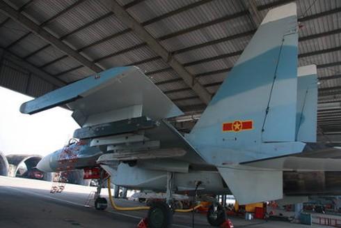 Su-30MK2 Việt Nam không chiến trên cơ J-15 TQ - ảnh 3