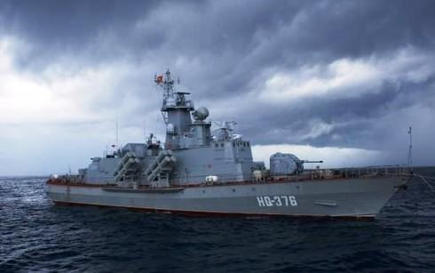 Hải quân Việt Nam chuẩn bị bắn đạn thật trên biển - ảnh 3