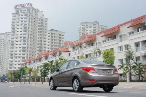 Bản nâng cấp xe Hyundai Accent có gì mới - ảnh 1