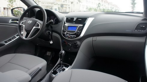 Bản nâng cấp xe Hyundai Accent có gì mới - ảnh 3