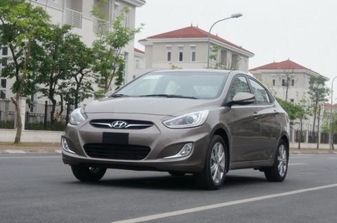 Bản nâng cấp xe Hyundai Accent có gì mới - ảnh 2