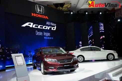Giá 1,47 tỷ đồng Honda Accord 2014 ra mắt tại Việt Nam - ảnh 2