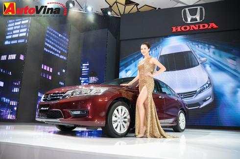 Giá 1,47 tỷ đồng Honda Accord 2014 ra mắt tại Việt Nam - ảnh 3
