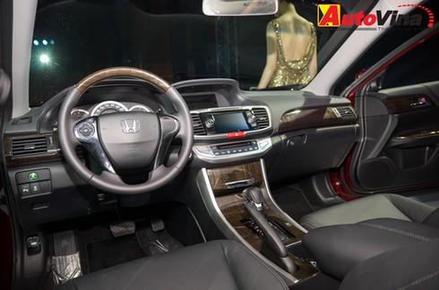 Giá 1,47 tỷ đồng Honda Accord 2014 ra mắt tại Việt Nam - ảnh 4